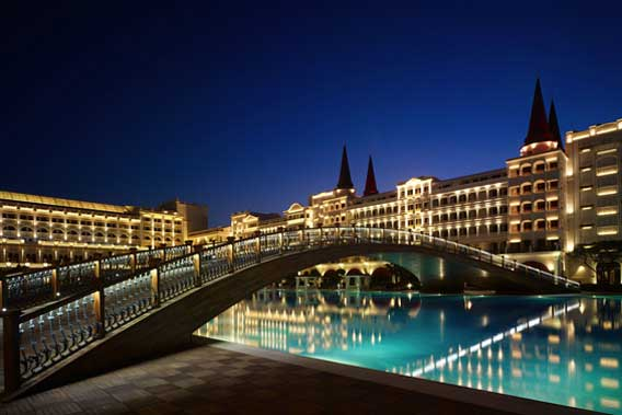 Mardan Palace Hotel Antalya Luxury Resort Meander